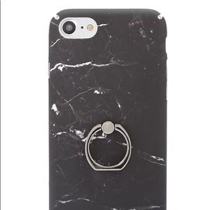 Accessories - Brand new marble iPhone case 6/7/8